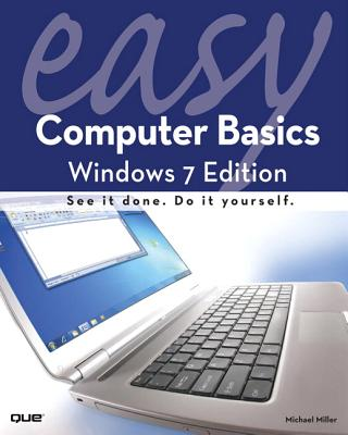 Easy Computer Basics By Miller, Michael